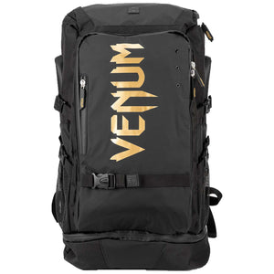 Venum Challenger Xtreme Evo Back Pack  Black/Gold - Fight Co