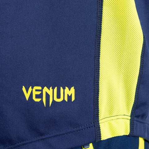 Venum Origins Dry Tech T-Shirt Loma Edition /Yellow | T-Shirts | Fight Co