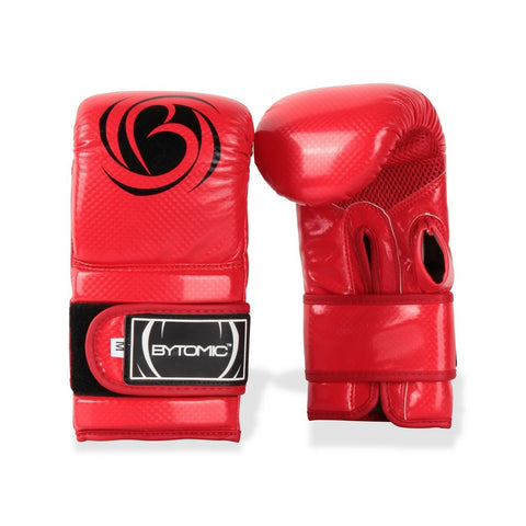 Bytomic Performer Bag Gloves Red | Bag Gloves | Fight Co