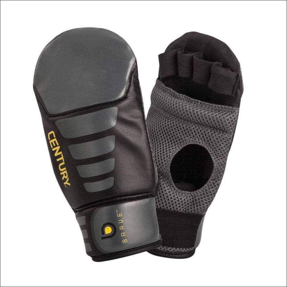 Century Brave Bag Mitts Black/Grey - Bag Gloves