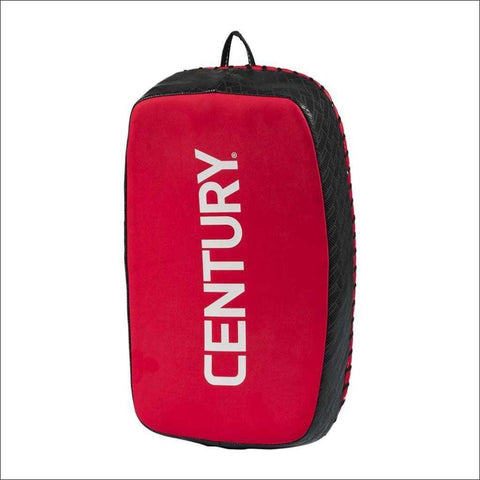 Century Brave Curved Thai Pad Red/Black | Thai Pads | Fight Co