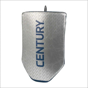 Century Brave Forearm Shield Silver/Navy | Kick Shields | Fight Co