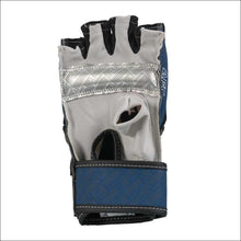 Load image into Gallery viewer, Century Brave Grip Bar Gloves Silver/Navy - Bag Gloves