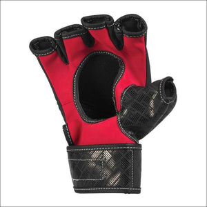 Century Brave MMA Competition Gloves Red/Black - MMA Gloves