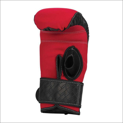 Century Brave Neoprene Bag Gloves Red/Black | Bag Gloves | Fight Co