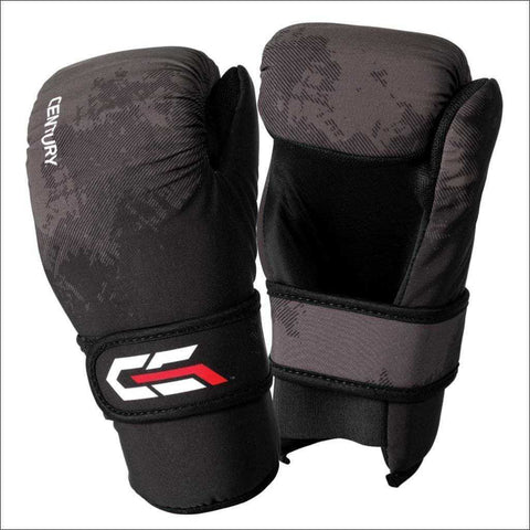 Century C-Gear Washable Point Sparring Gloves Black/Grey | Pointfighter Gloves | Fight Co