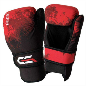 Century C-Gear Washable Point Sparring Gloves Red/Black | Point Gloves | Fight Co