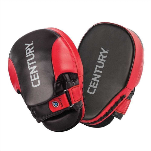 Century Drive Focus Mitt Black/Red - Focus Pads