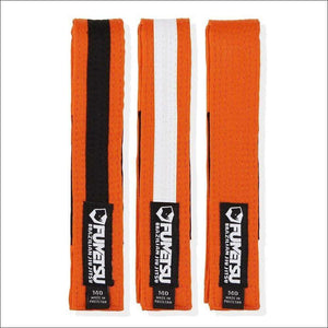 Fumetsu Kids BJJ Belt Orange | BJJ Belt | Fight Co