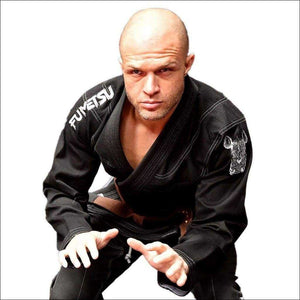 Fumetsu Rampage BJJ Gi Black | Adult BJJ Suit | Fight Co