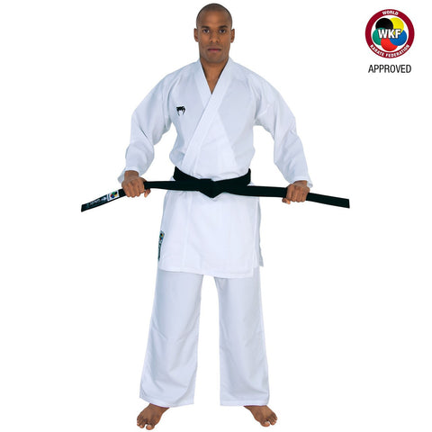 Image of Venum WKF Approved Elite Kumite Karate Gi | Adult Karate Suit | Fight Co