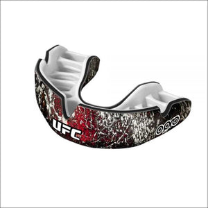 Opro UFC Power Fit  Red/Black/White - Fight Co