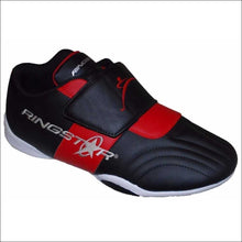 Load image into Gallery viewer, Ringstar Strike Pro - UK 4 / Black - Martial Arts Shoes
