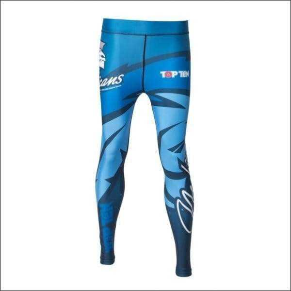 Top Ten Mohican Compression Spats - Fight Co