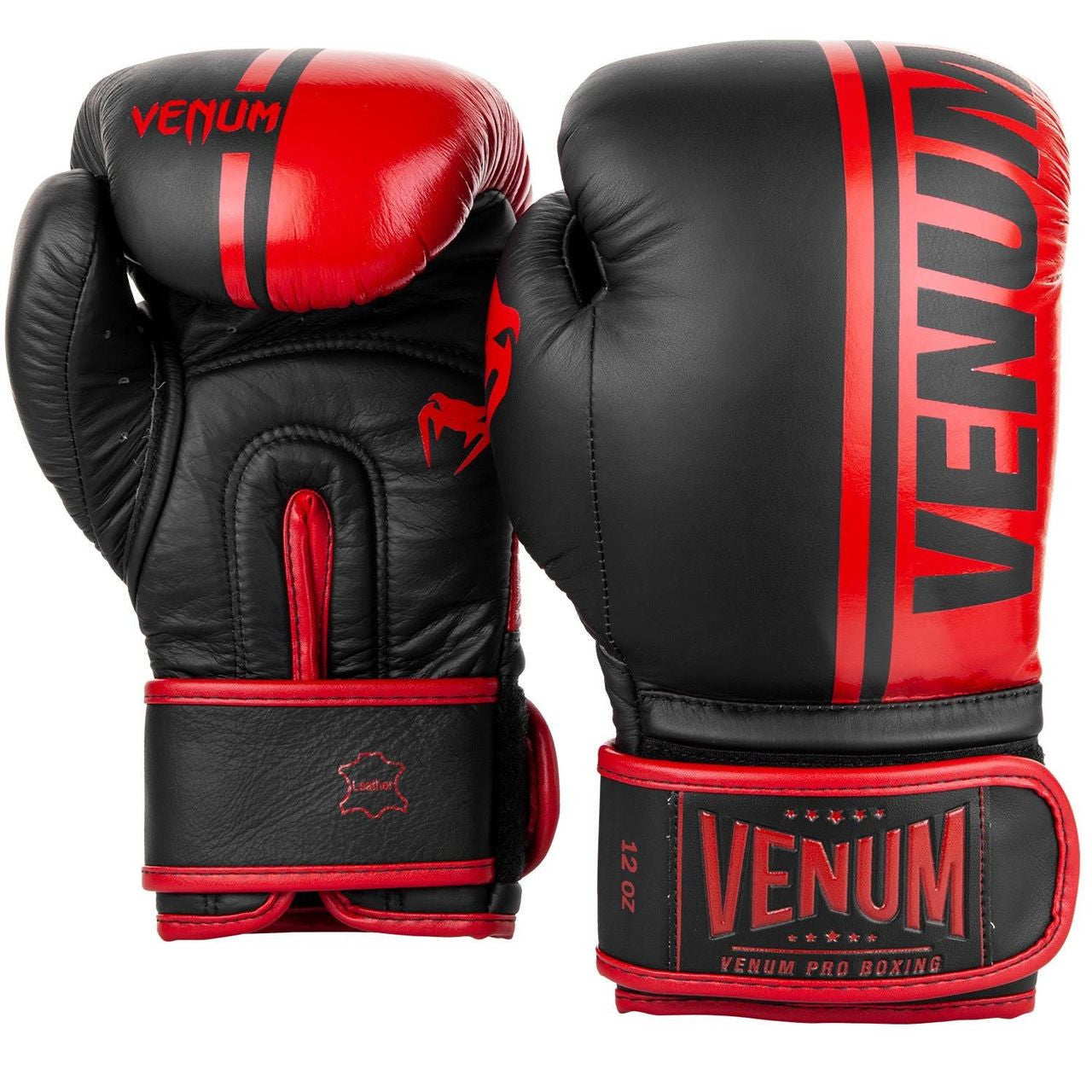 Venum Shield Pro Boxing Gloves /Red