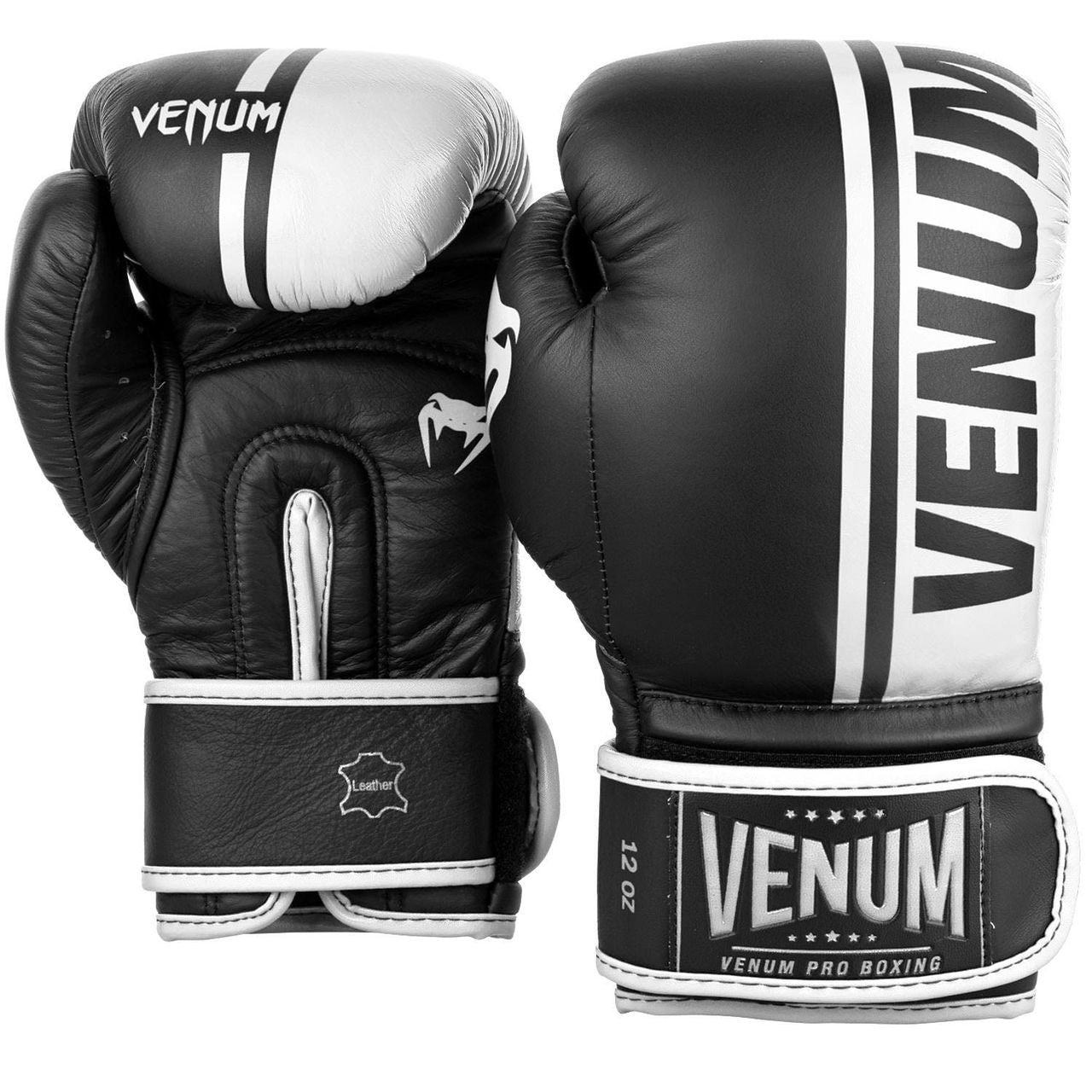 Venum Shield Pro Boxing Gloves /White