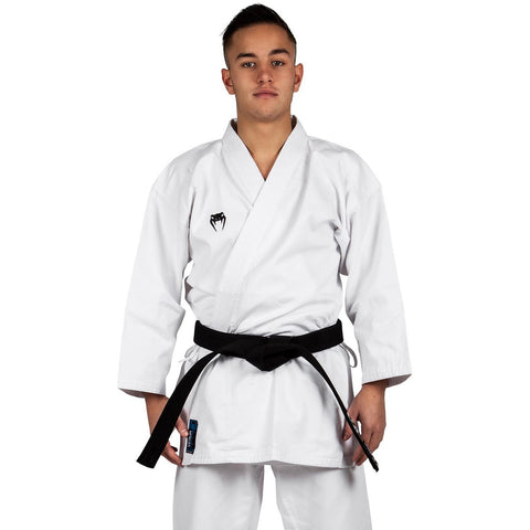 Image of Venum Challenger Karate Gi White | Adult Karate Suit | Fight Co