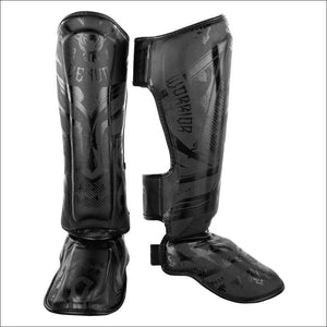 Venum Gladiator 3.0 Shin Guards Black/Black - Medium / Black - Shin Guards