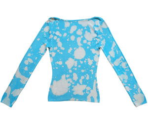 Long Sleeve Sky Knit