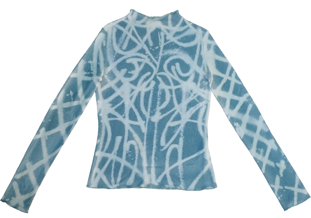 Teal Swan Long Sleeve Top Lucy Zaroyko