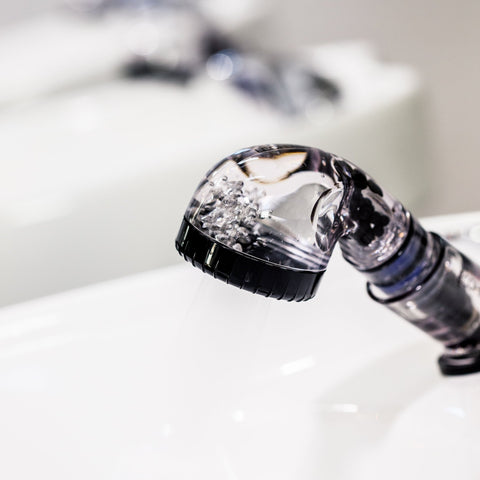 Eco heads shower head for eco friendly salons