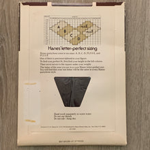 Load image into Gallery viewer, vtg deadstock hanes ultra sheer pantyhose (size A) (NWTs)