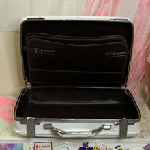 Load image into Gallery viewer, JAZZ CUP hand painted vintage suitcase