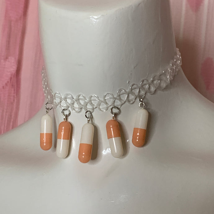PARTY FAVORS RX choker necklace