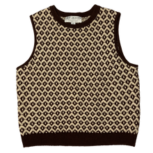 Load image into Gallery viewer, vtg ST. JOHN knit sweater vest