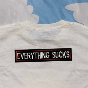 everything sucks baby doll tee