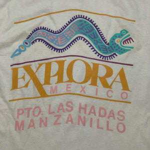 vintage EXPLORA MEXICO t shirt