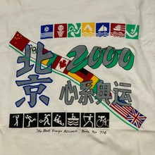 Load image into Gallery viewer, retro Y2K olympics t shirt