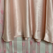 Load image into Gallery viewer, 1960s ILGWU VALENTINO blush pink chemise gown