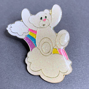 rare BUILD-A-BEAR enamel pin