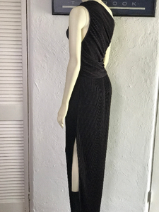 Vintage CLIMAX by DAVID HOWARD Maxi Gown