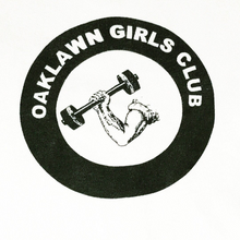 Load image into Gallery viewer, vintage oaklawn girls club t shirt