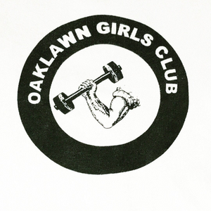 vintage oaklawn girls club t shirt
