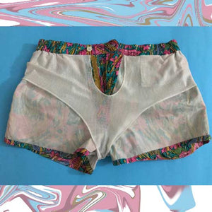 men's HOLLIDAY & BROWN designer swim trunks