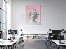 Load image into Gallery viewer, medusa's aesthetics canvas print