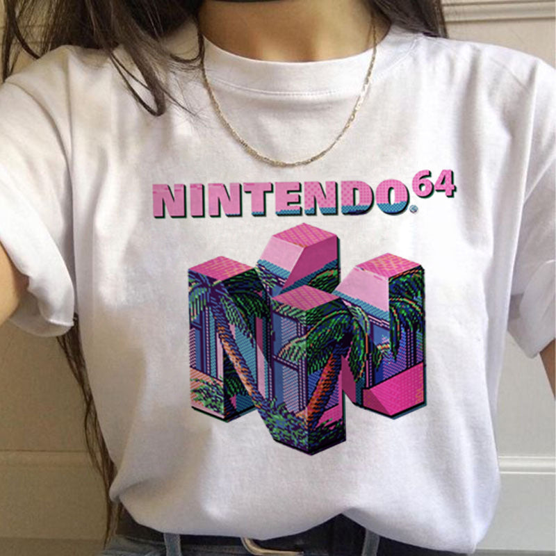 nintendo wave t shirt