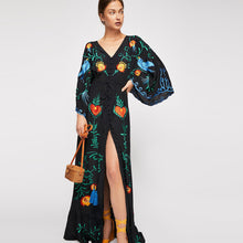 Load image into Gallery viewer, the may queen maxi dress