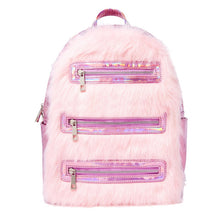 Load image into Gallery viewer, cotton candy obsessed backpack