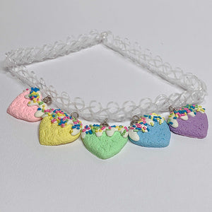 pastel SUGAR COOKIES tattoo choker
