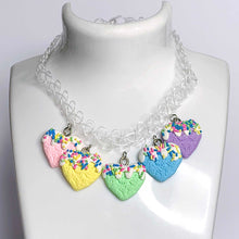 Load image into Gallery viewer, pastel SUGAR COOKIES tattoo choker