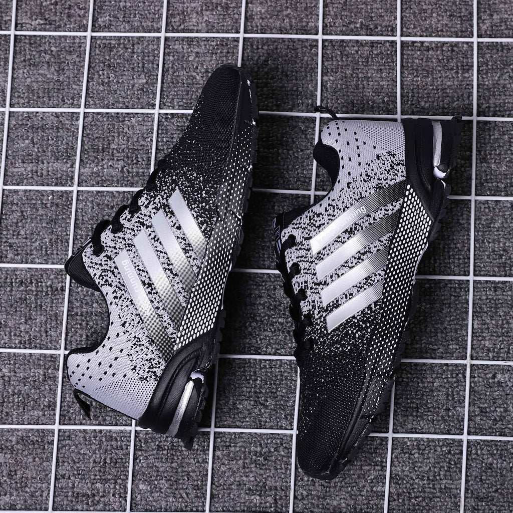 2019 Spring Fashion Men Sneaker Shoes Women Flyknit Breathable Lightweight Wearable Casual Men Shoes Luxury Brand Zapatos Hombre