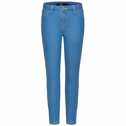 Image of SEMIR new Jeans for women 2019 Vintage Slim Style Pencil Jean High Quality Denim Pants For 4 Season trousers teenager fashion