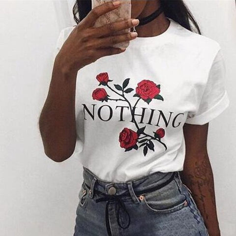 Image of 2019 New Harajuku Love Printed Women T-shirts Casual Tee Tops Summer Short Sleeve Female T shirt for Women Clothing
