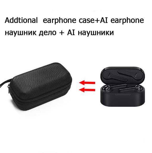 Linsing FUNCL AI APT-X Wireless Smart Bluetooth earphones wireless earphoneVoice control Bluetooth 5.0 Noise reduction Tap Contr