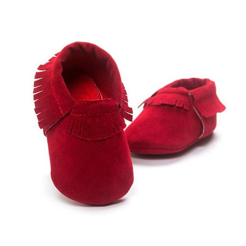 Hot Baby Shoes New Autumn/Spring Newborn Boys Girls Toddler Shoes PU Leather Baby Moccasins Sequin Casual Sneakers 0-18M
