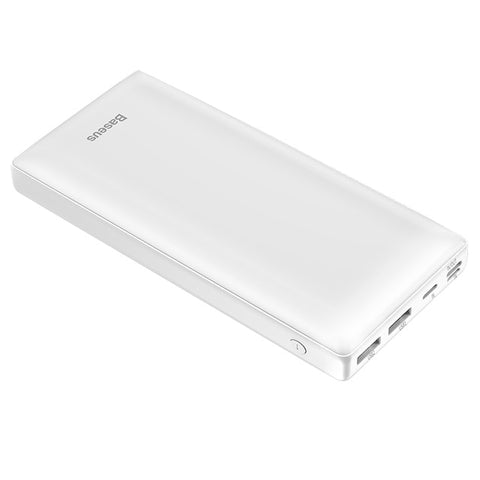 Image of Baseus 30000mAh Power Bank USB C PD Fast 30000 mAh Powerbank For Xiaomi mi iPhone 11 Pro Max Portable External Battery Charger
